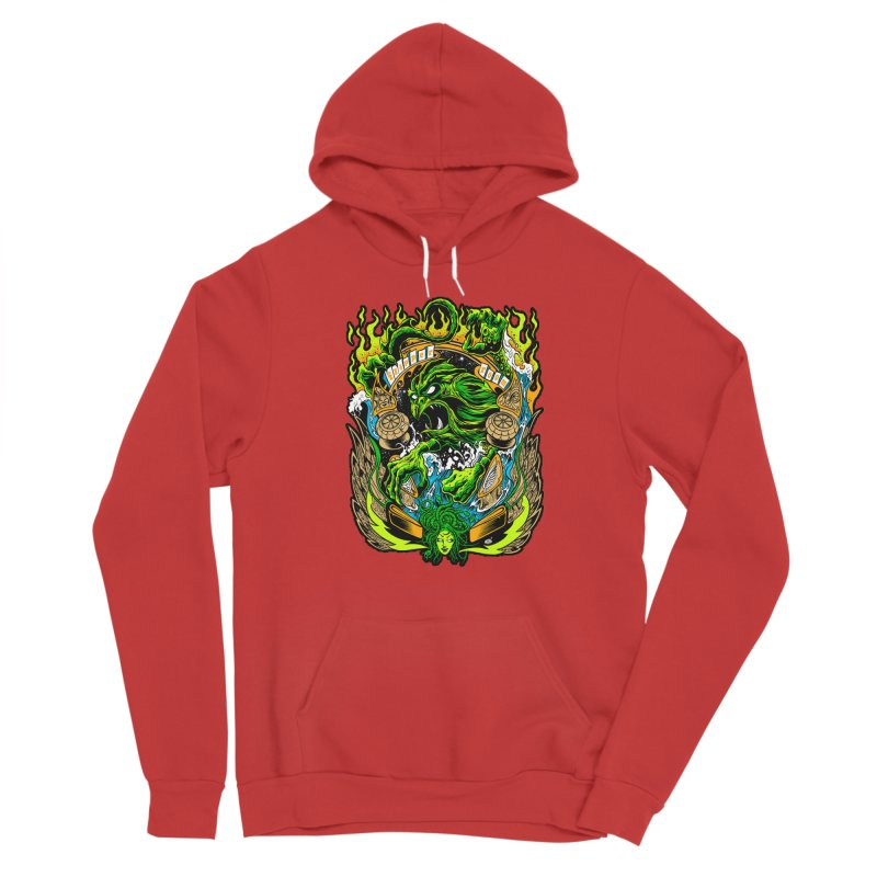 TFR by Dirty Donny Women's Pullover Hoody by The Flipper Room Shop