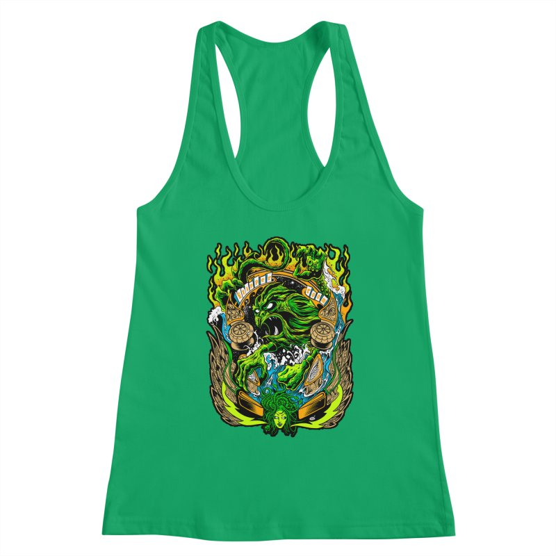 TFR by Dirty Donny Women's Tank by The Flipper Room Shop