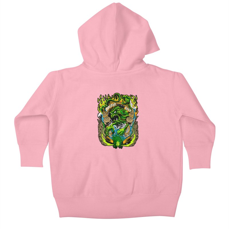 TFR by Dirty Donny Kids Baby Zip-Up Hoody by The Flipper Room Shop