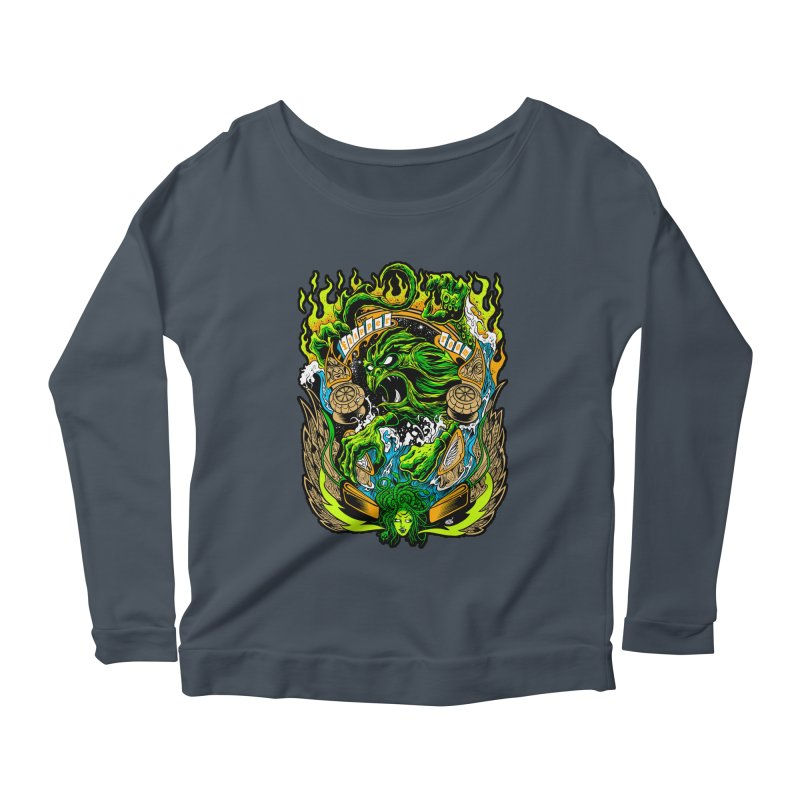 TFR by Dirty Donny Women's Longsleeve T-Shirt by The Flipper Room Shop