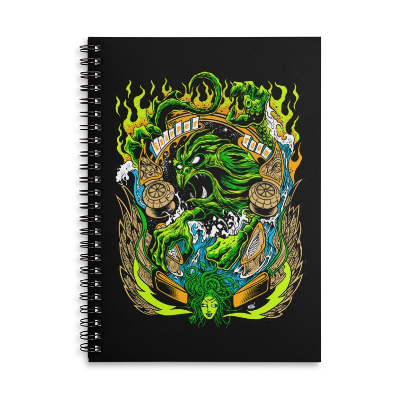 TFR by Dirty Donny Accessories Notebook by The Flipper Room Shop