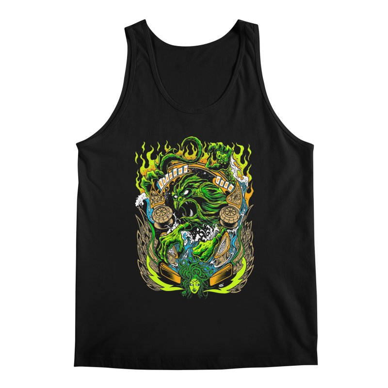 TFR by Dirty Donny Men's Tank by The Flipper Room Shop