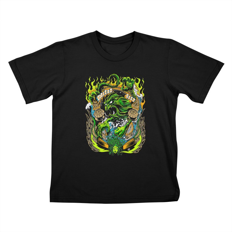 TFR by Dirty Donny Kids T-Shirt by The Flipper Room Shop