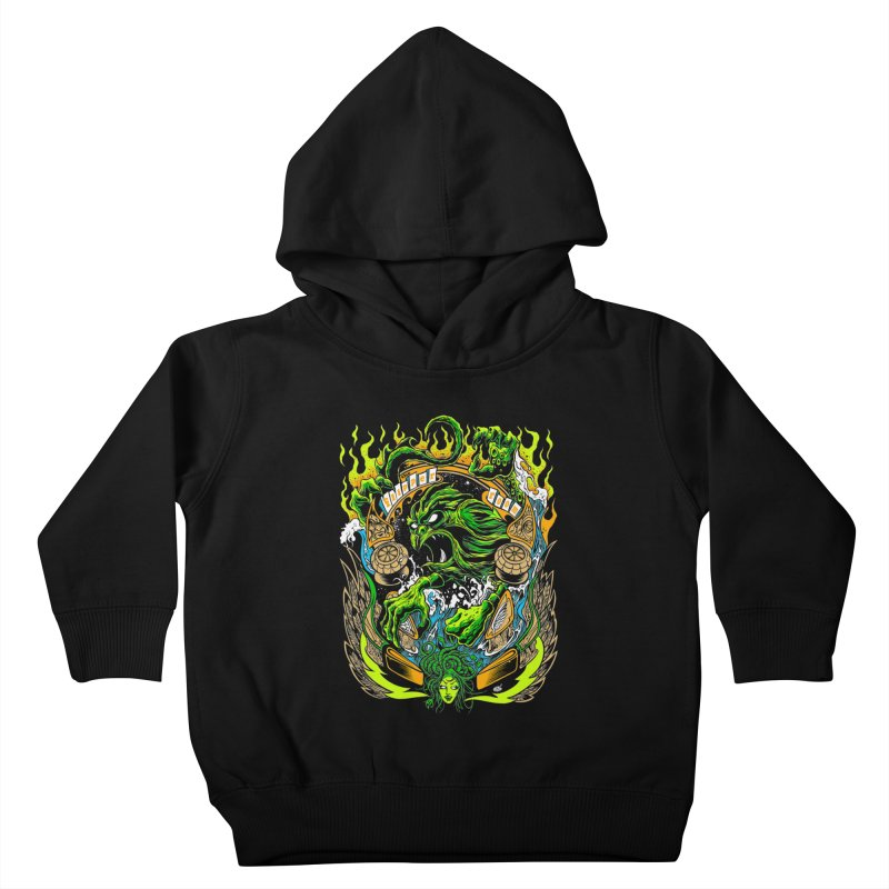 TFR by Dirty Donny Kids Toddler Pullover Hoody by The Flipper Room Shop