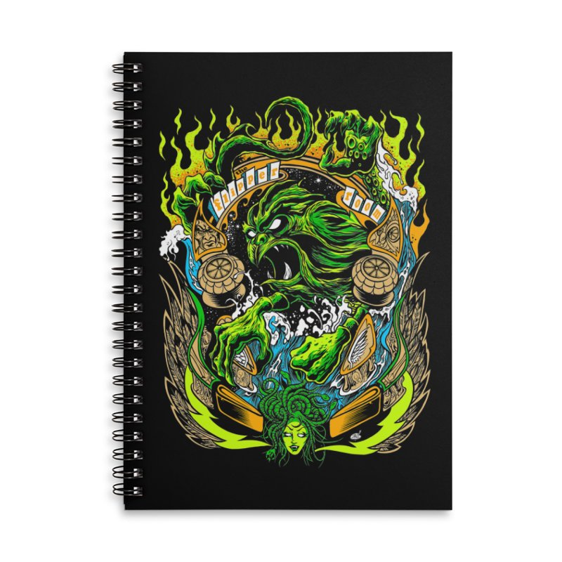 TFR by Dirty Donny SWAG Notebook by The Flipper Room Shop