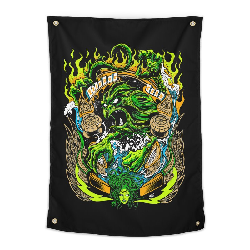 TFR by Dirty Donny Home Tapestry by The Flipper Room Shop