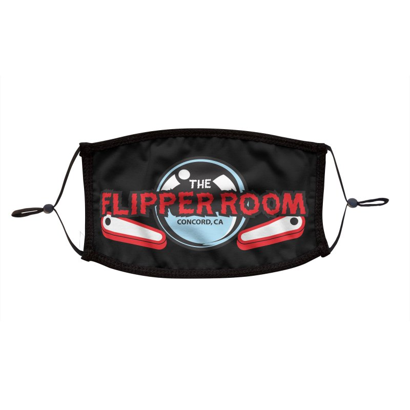 The Flipper Room SWAG Face Mask by The Flipper Room Shop