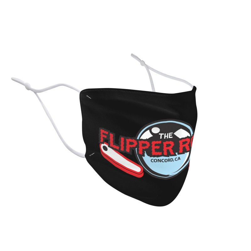 Flippers and Ball Accessories Face Mask by The Flipper Room Shop
