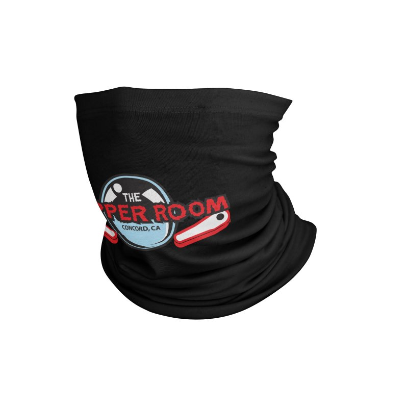 Flippers and Ball Accessories Neck Gaiter by The Flipper Room Shop