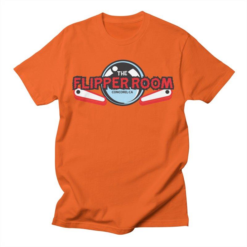The Flipper Room Men's T-Shirt by The Flipper Room Shop