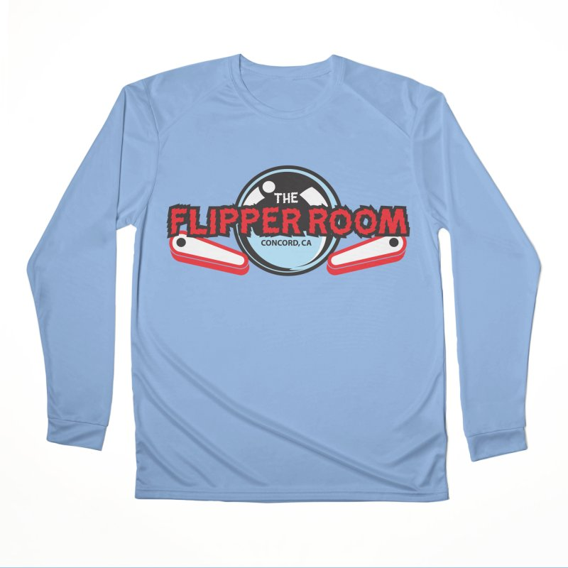 Flippers and Ball Women's Longsleeve T-Shirt by The Flipper Room Shop