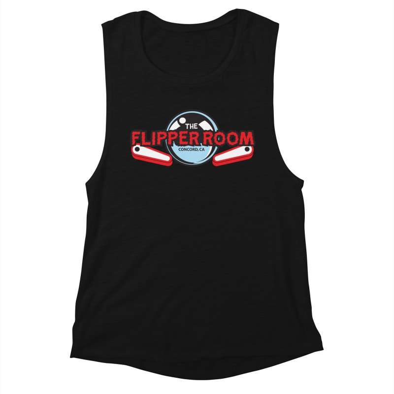 Flippers and Ball Women's Tank by The Flipper Room Shop