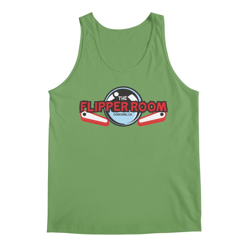 The Flipper Room Men's Tank by The Flipper Room Shop