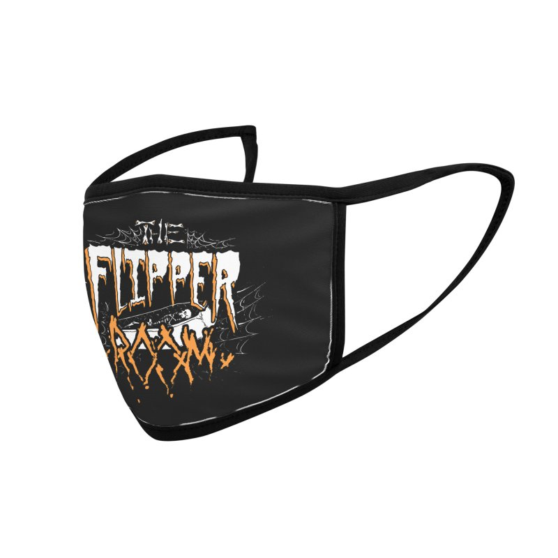 TFR Halloween Logo Accessories Face Mask by The Flipper Room Shop