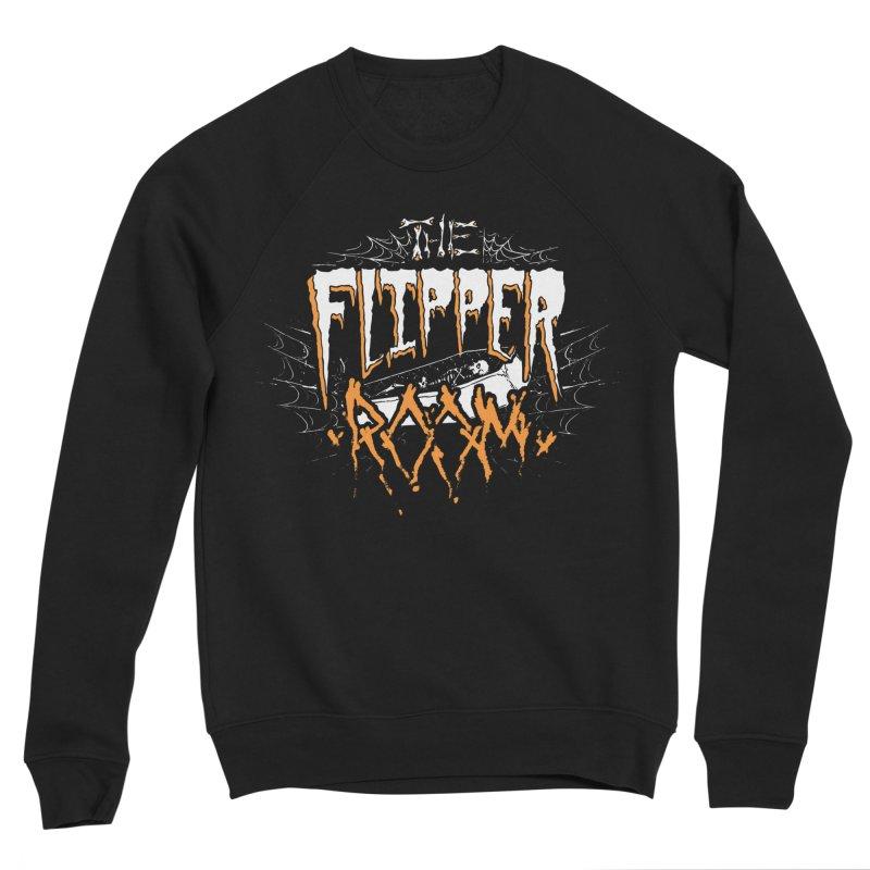 TFR Halloween Logo Women's Sweatshirt by The Flipper Room Shop