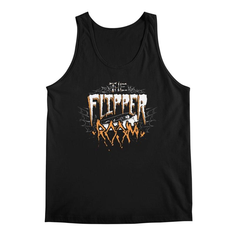 TFR Halloween Logo Men's Tank by The Flipper Room Shop