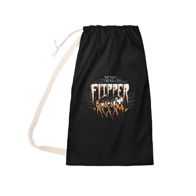 TFR Halloween Logo SWAG Bag by The Flipper Room Shop