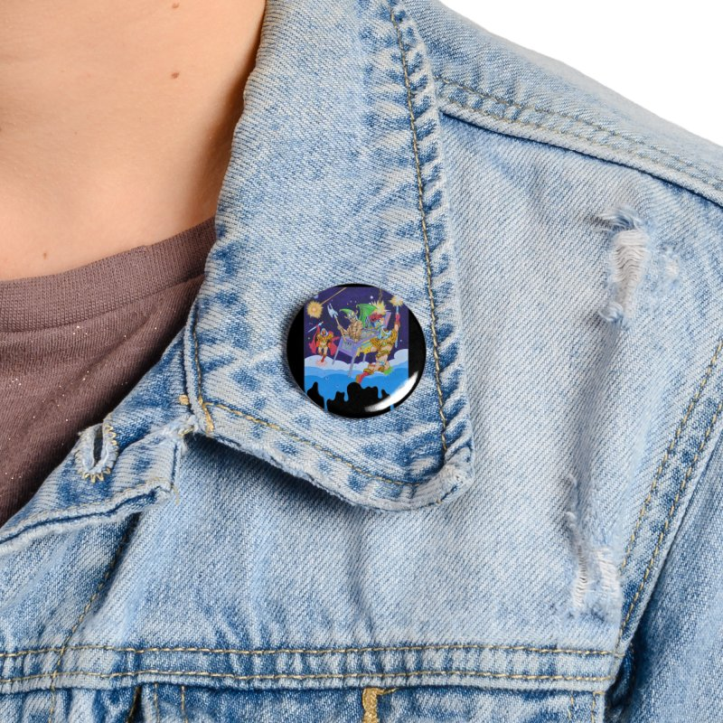 Pinball Dreaming SWAG Button by The Flipper Room Shop