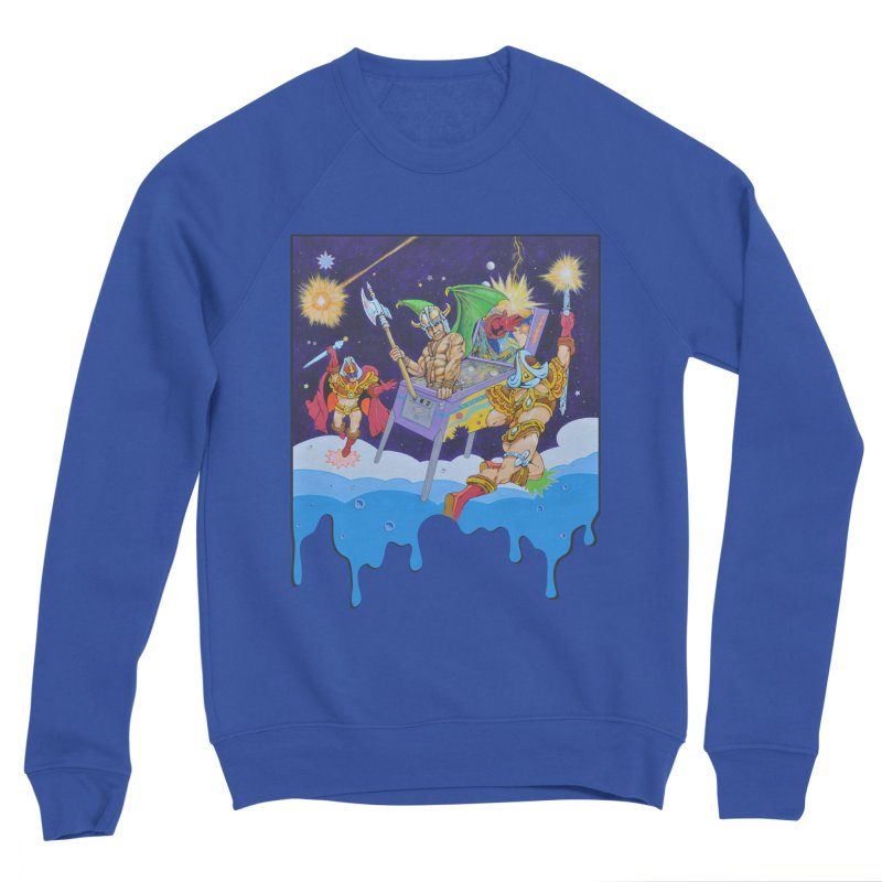 Pinball Dreaming Women's Sweatshirt by The Flipper Room Shop