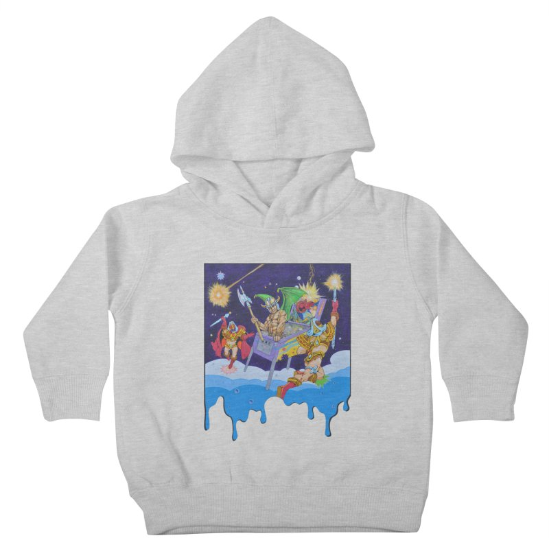 Pinball Vision Kids Toddler Pullover Hoody by The Flipper Room Shop