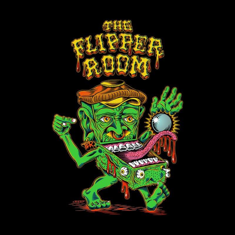 Pinhead Creep (Black Only) Women's Sweatshirt by The Flipper Room Shop