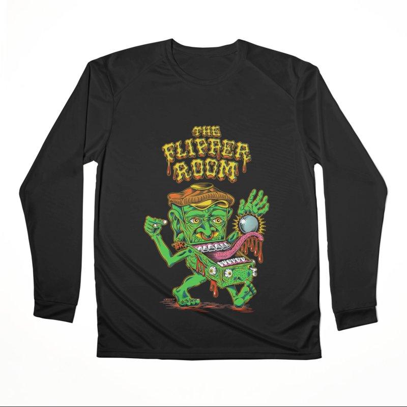 Pinhead Creep (Black Only) Women's Longsleeve T-Shirt by The Flipper Room Shop