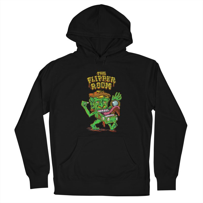 Pinhead Creep (Black Only) Women's Pullover Hoody by The Flipper Room Shop