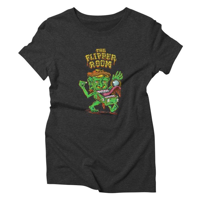 Pinhead Creep (Black Only) Women's T-Shirt by The Flipper Room Shop