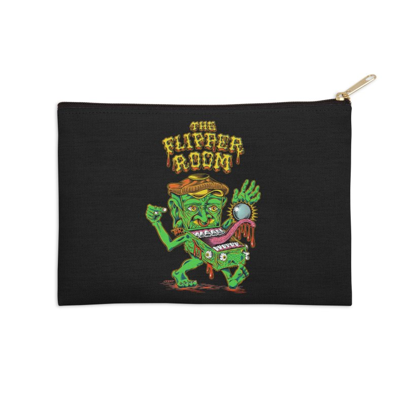 Pinhead Creep (Black Only) SWAG Zip Pouch by The Flipper Room Shop