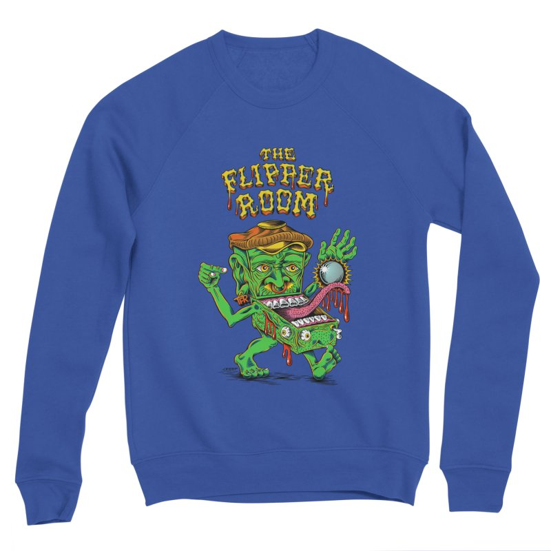 Pinhead Creep Women's Sweatshirt by The Flipper Room Shop