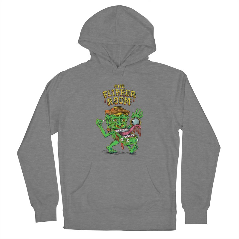 Pinhead Creep Women's Pullover Hoody by The Flipper Room Shop