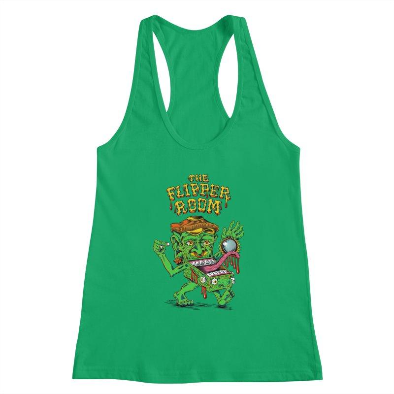 Pinhead Creep Women's Tank by The Flipper Room Shop