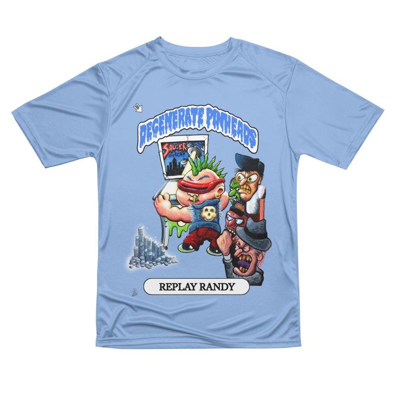 Replay Randy Women's T-Shirt by The Flipper Room Shop