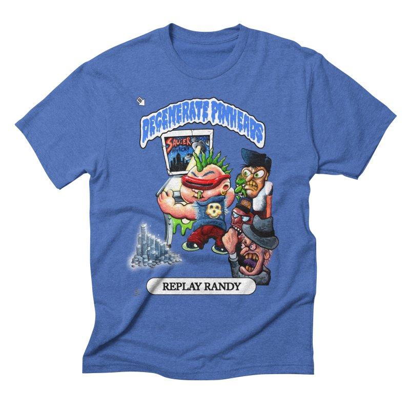 Replay Randy Men's T-Shirt by The Flipper Room Shop