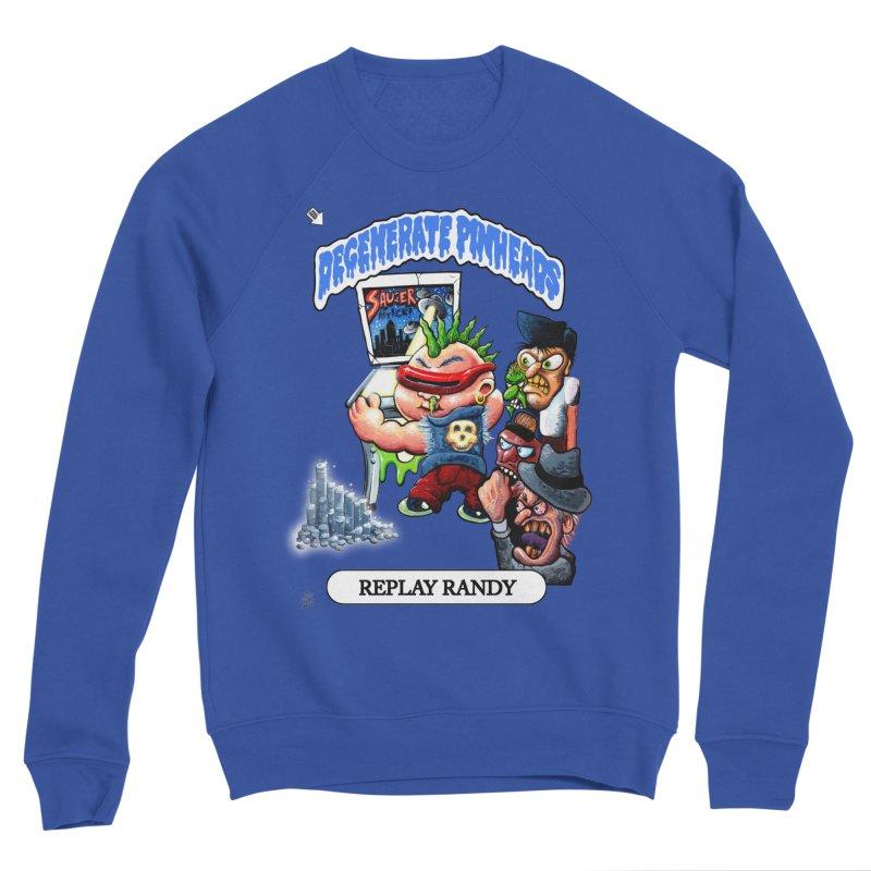 Replay Randy Women's Sweatshirt by The Flipper Room Shop