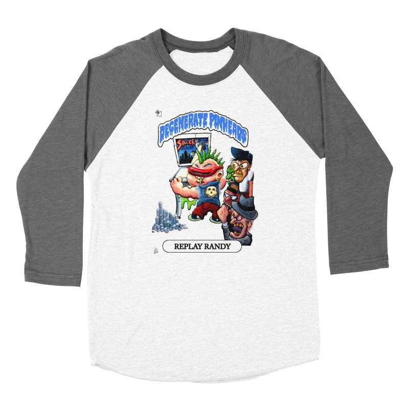 Replay Randy Women's Longsleeve T-Shirt by The Flipper Room Shop