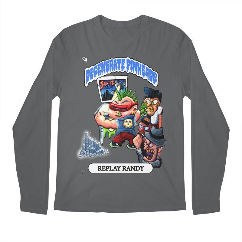 Replay Randy Men's Longsleeve T-Shirt by The Flipper Room Shop