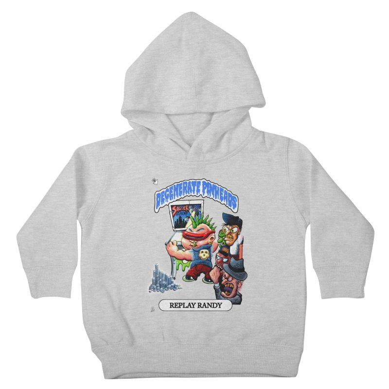 Replay Randy Kids Toddler Pullover Hoody by The Flipper Room Shop
