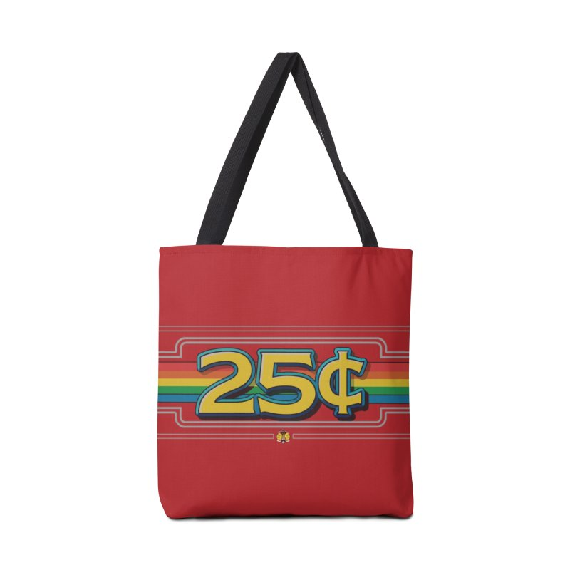 25 Cent Retro1 SWAG Bag by The Flipper Room Shop