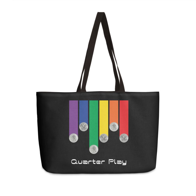 Quarter Play SWAG Bag by The Flipper Room Shop