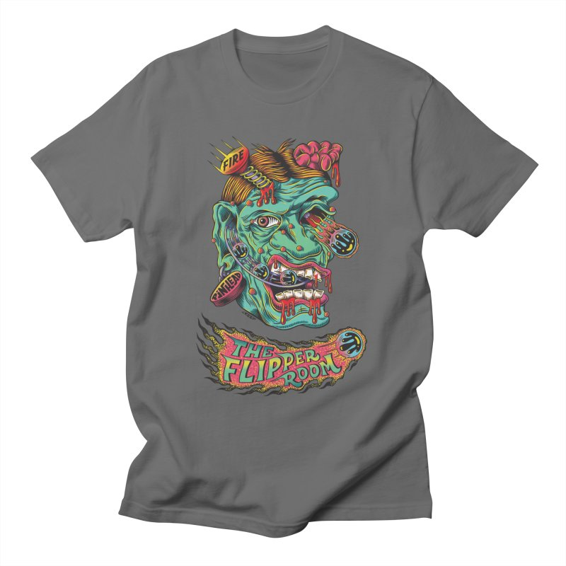 Plungi-head Men's T-Shirt by The Flipper Room Shop