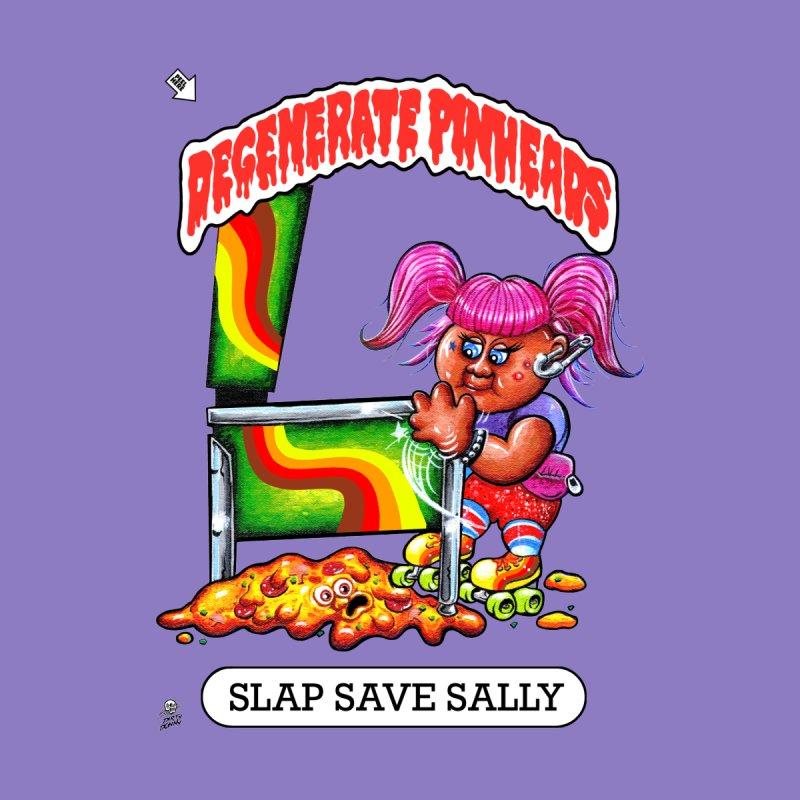 Slap Save Sally Women's Longsleeve T-Shirt by The Flipper Room Shop
