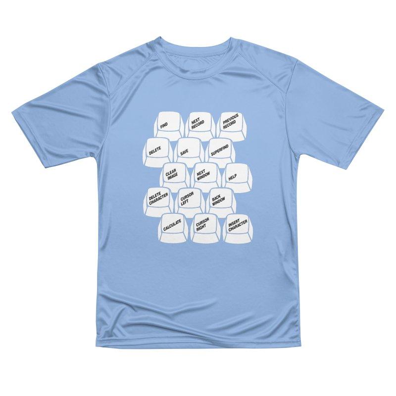 k e y s  0 0 1 Women's T-Shirt by the floppy guy