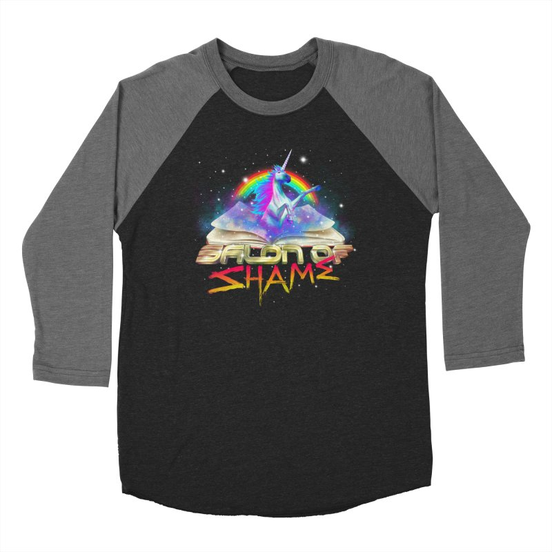 Salon of Shame v2.0 Women's Longsleeve T-Shirt by the floppy guy