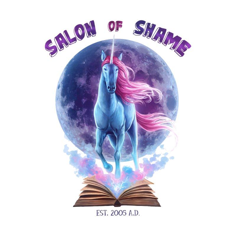 Salon of Shame v1.0 Men's Longsleeve T-Shirt by the floppy guy