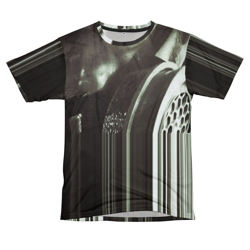 this corrosion Men's Cut & Sew by the floppy guy