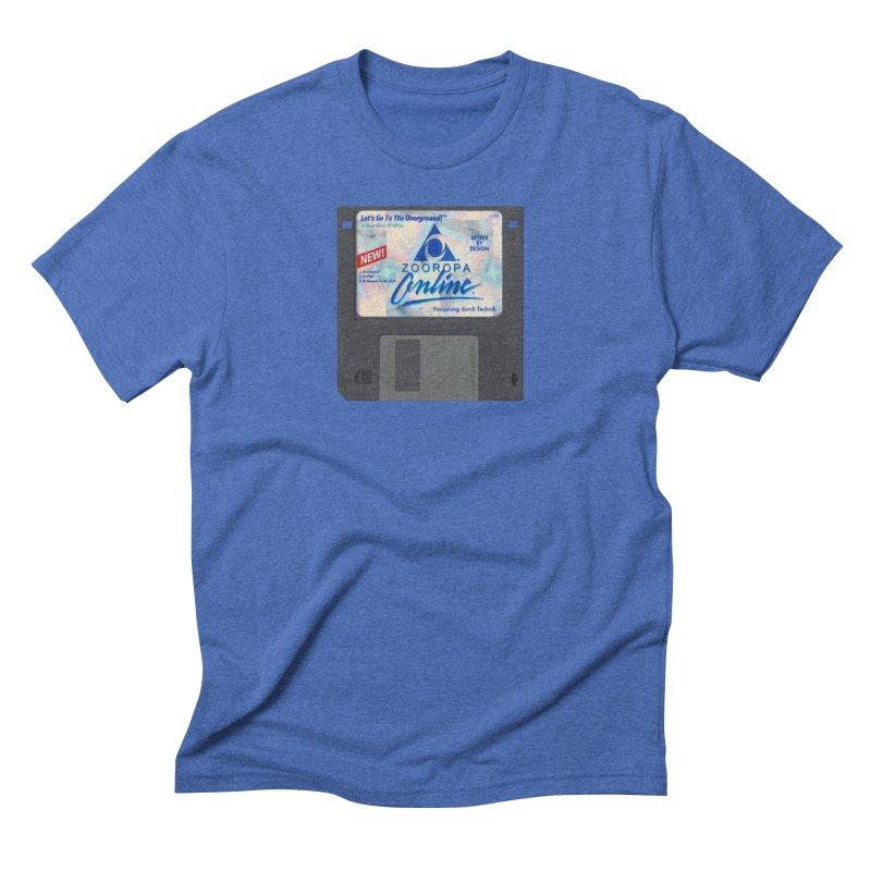 ZOOROPA Men's T-Shirt by the floppy guy