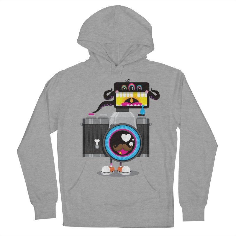 OH SNAP! Women's French Terry Pullover Hoody by theGHOSTHEART's artist shop