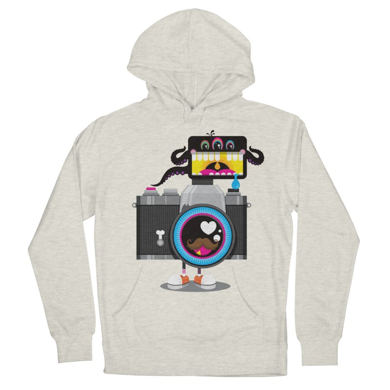OH SNAP! Men's French Terry Pullover Hoody by theGHOSTHEART's artist shop