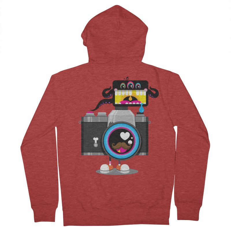 OH SNAP! Women's French Terry Zip-Up Hoody by theGHOSTHEART's artist shop